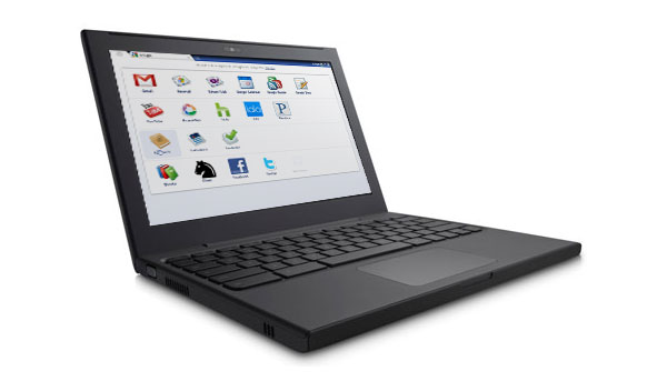 Google Chromebook CR-48